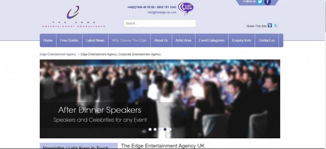 Entertainment Consultants Ltd