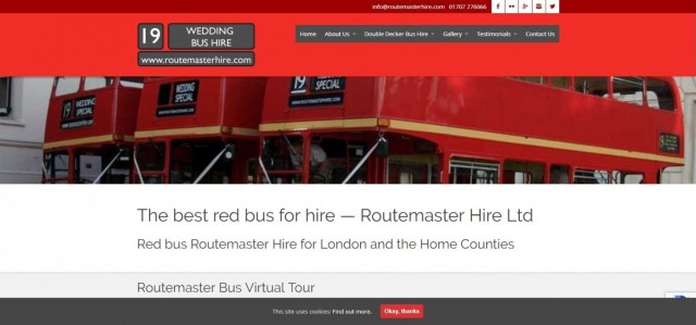 Routemaster Hire Ltd