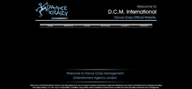 Dance Crazy Management