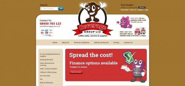 Beverage Group Ltd