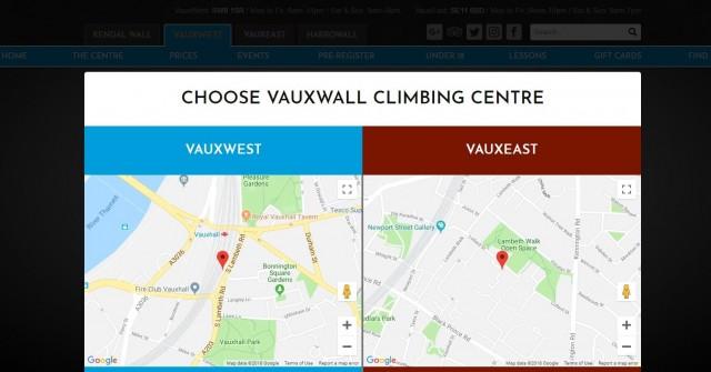VauxWall West Climbing Centre