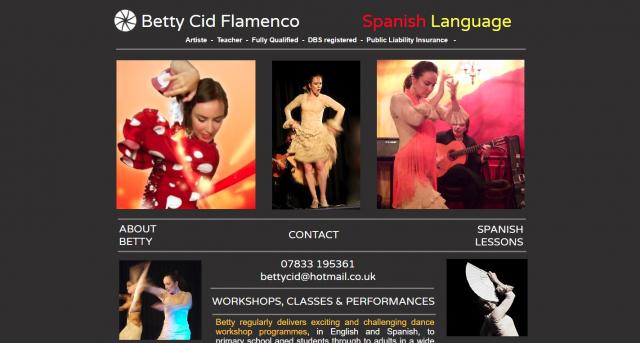 Betty Cid Flamenco