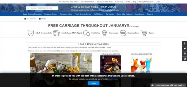 MK Catering & Bar Supplies