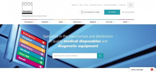 Steroplast Healthcare Ltd