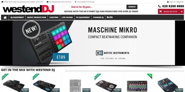 Westend DJ (DJ Equipment)