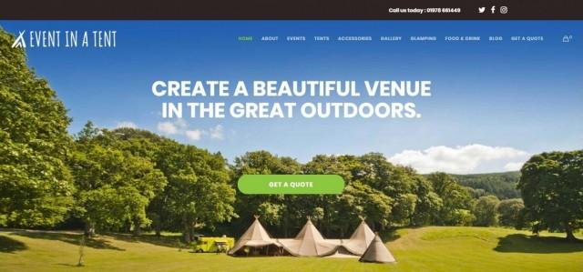 Event in a Tent Ltd
