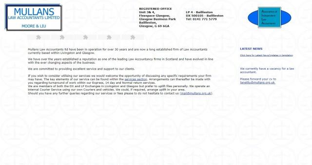 Mullans Law Accountants Ltd
