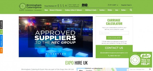 Birmingham Catering and Event Hire
