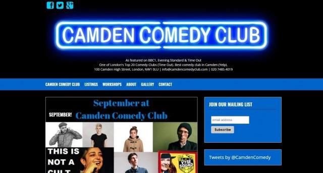 Camden Comedy Club