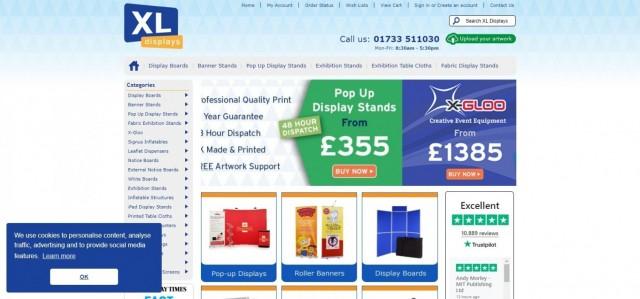 XL Displays Ltd
