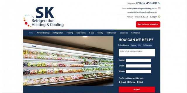 SK Heating and Cooling