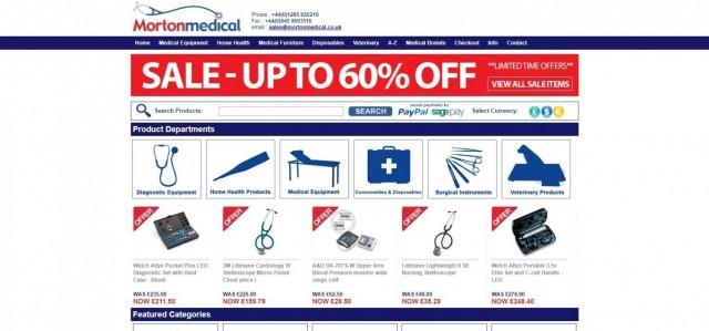 Morton Medical Limited