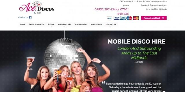 Ace Discos Ltd
