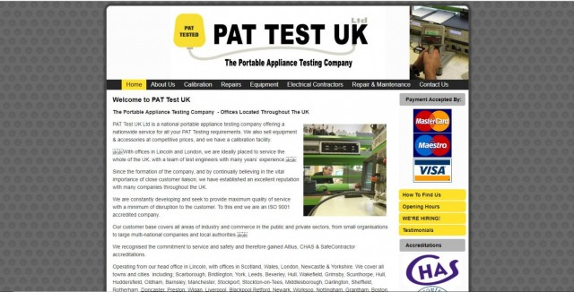 PAT Test UK Ltd