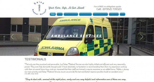 Salop Medical Services (UK) Ltd