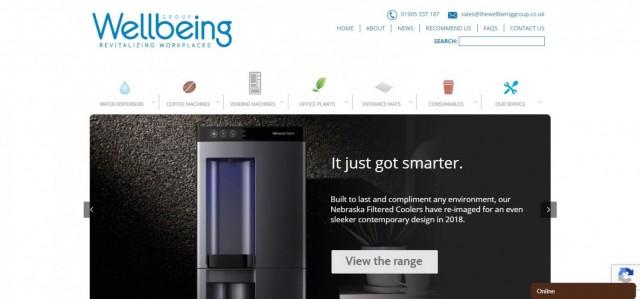 Wellbeing Group (UK) Ltd