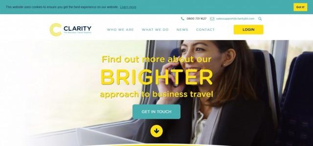 Clarity Travel Management