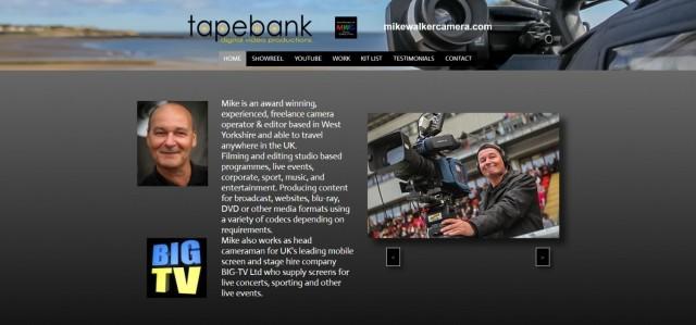 Tapebank Digital Video