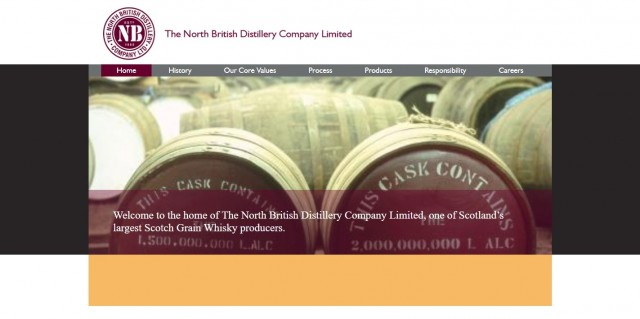 North British Distillery Co Ltd