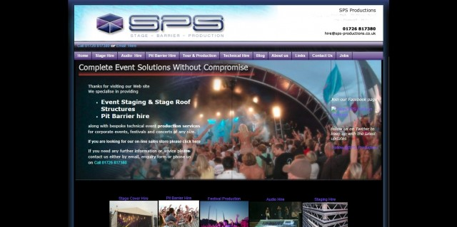 SPS Productions