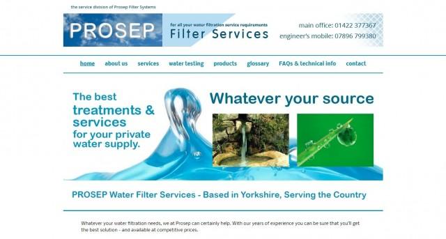 PROSEP FILTER SYSTEMS LTD