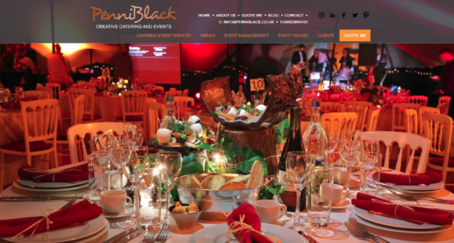 PenniBlack Catering