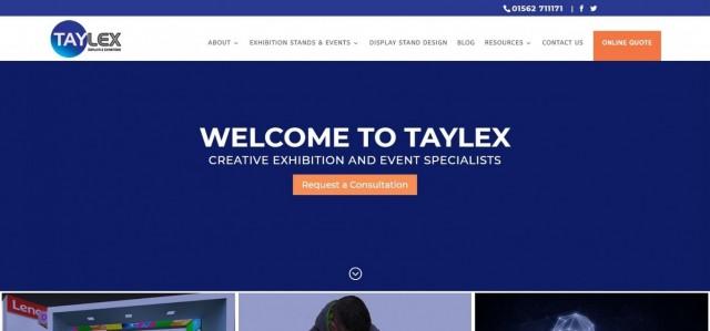 Taylex Displays