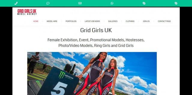 Grid Girls UK