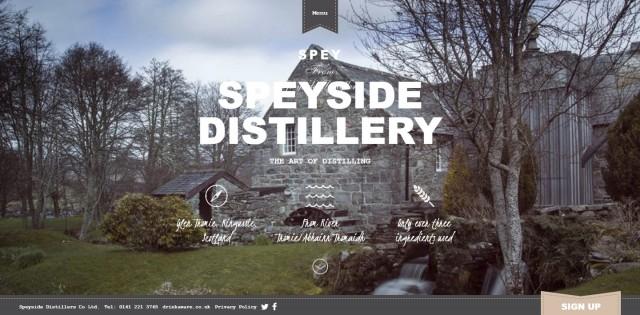 Speyside Distillery Co