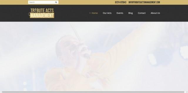 Tribute Acts Management Ltd