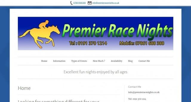 Premier Race Nights
