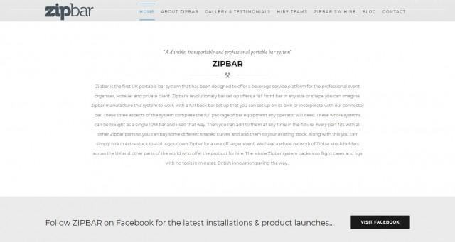 Zipbar Limited