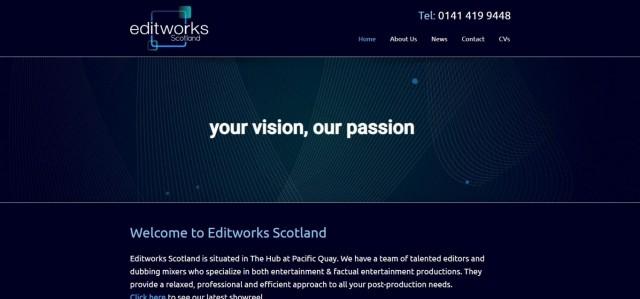 Editworks Scotland