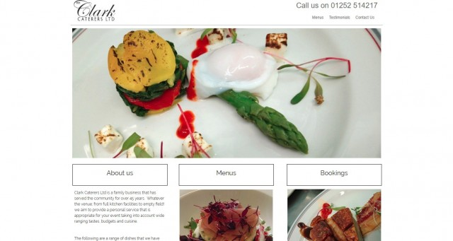 HH Clark Caterers Limited