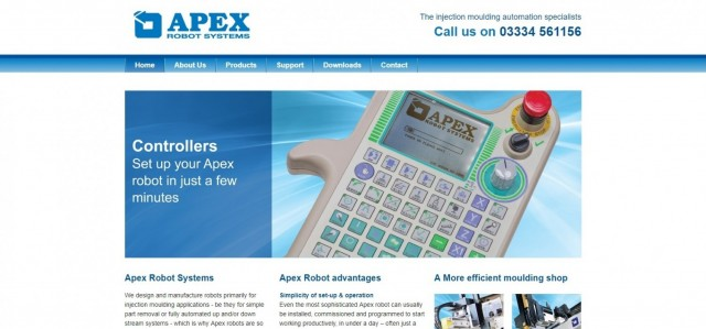 Apex Robot Systems UK - A division of STV Ltd