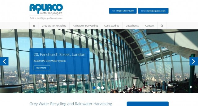 Aquaco Water Recycling Ltd