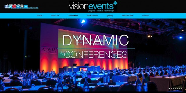 Vision Events (UK) Ltd