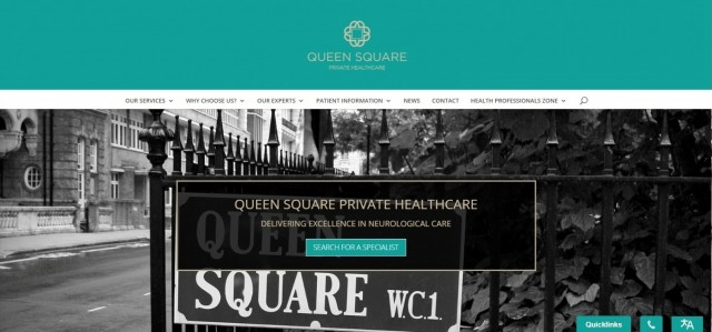 Queen Square Private Consulting Rooms