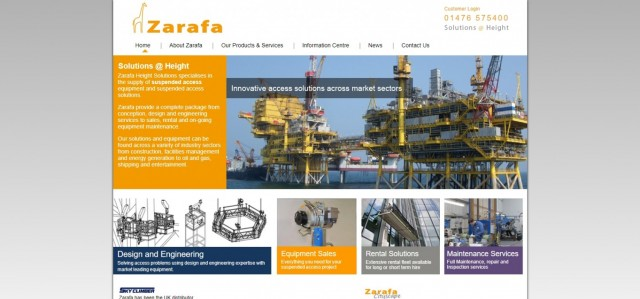 Zarafa Height Solutions Ltd