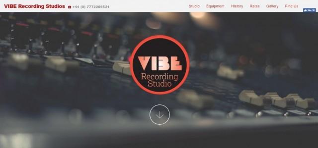 VIBE Recording Studio