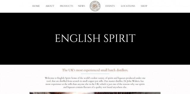 English Spirit - Great Yeldham Hall