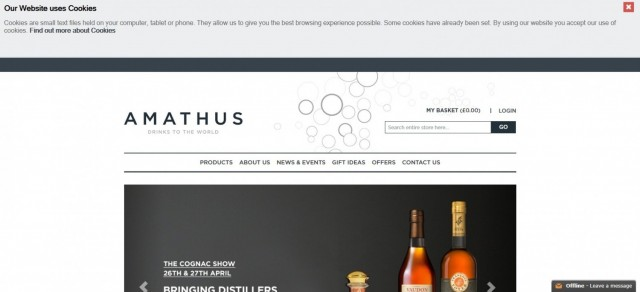 Amathus Drinks Plc
