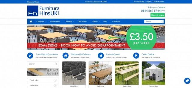 Furniture Hire UK