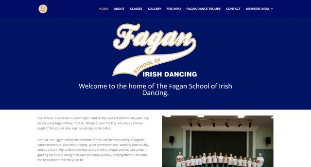 Fagan School of Irish Dancing