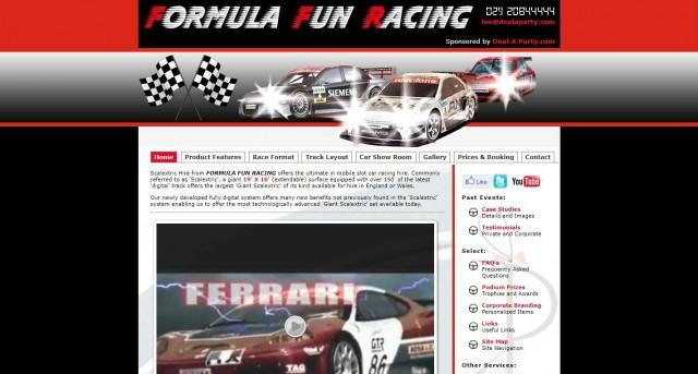 Formula Fun Racing