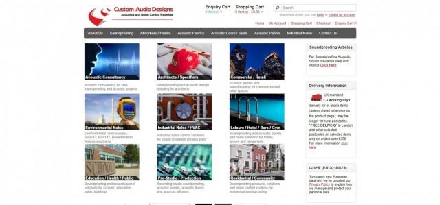 Custom Audio Designs Ltd