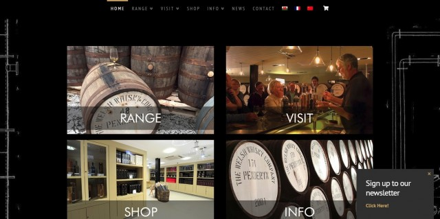 The Welsh Whisky Co Ltd