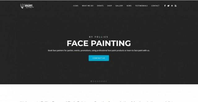 Follies Face & Body Art