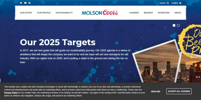 Molson Coors Brewing Company (UK) Limited