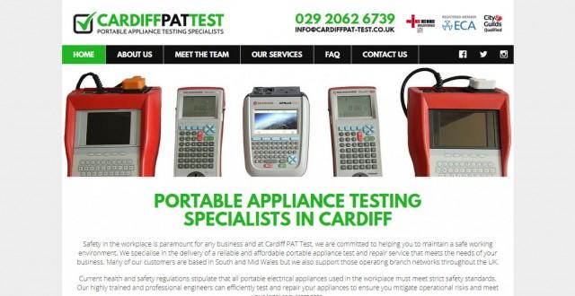 Cardiff PAT Test
